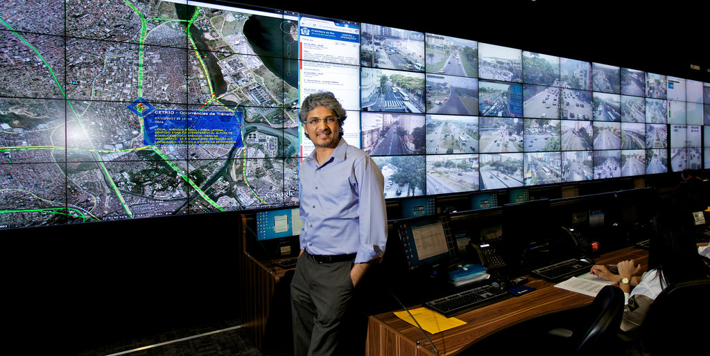 Integrated command, control centre to come up under Smart City Mission