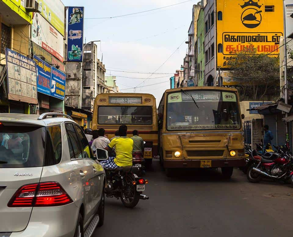 Chennai Smart City project to focus on traffic issue
